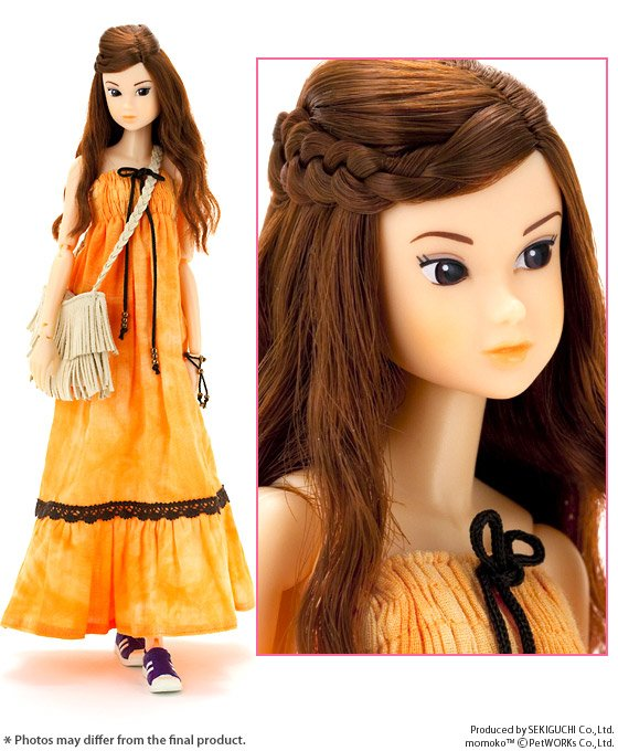 Ethnic Fashion Dolls 59