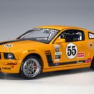 AutoArt 1/18 Ford Racing Mustang FR 500C Grand-Am Cup GS '2005, #55 Die-Cast Car