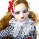 J-Doll X-127 Mariya Luiza Collectible Fashion Doll