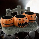 Nightmare Before Christmas Jack O' Lanterns Votive Holder by NECA