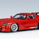 AutoArt 1/18 Dodge Viper Competition Car 2004 Red Ver