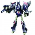 Transformers Universe G1 Series Cyclonus w/ Nightstick by Hasbro