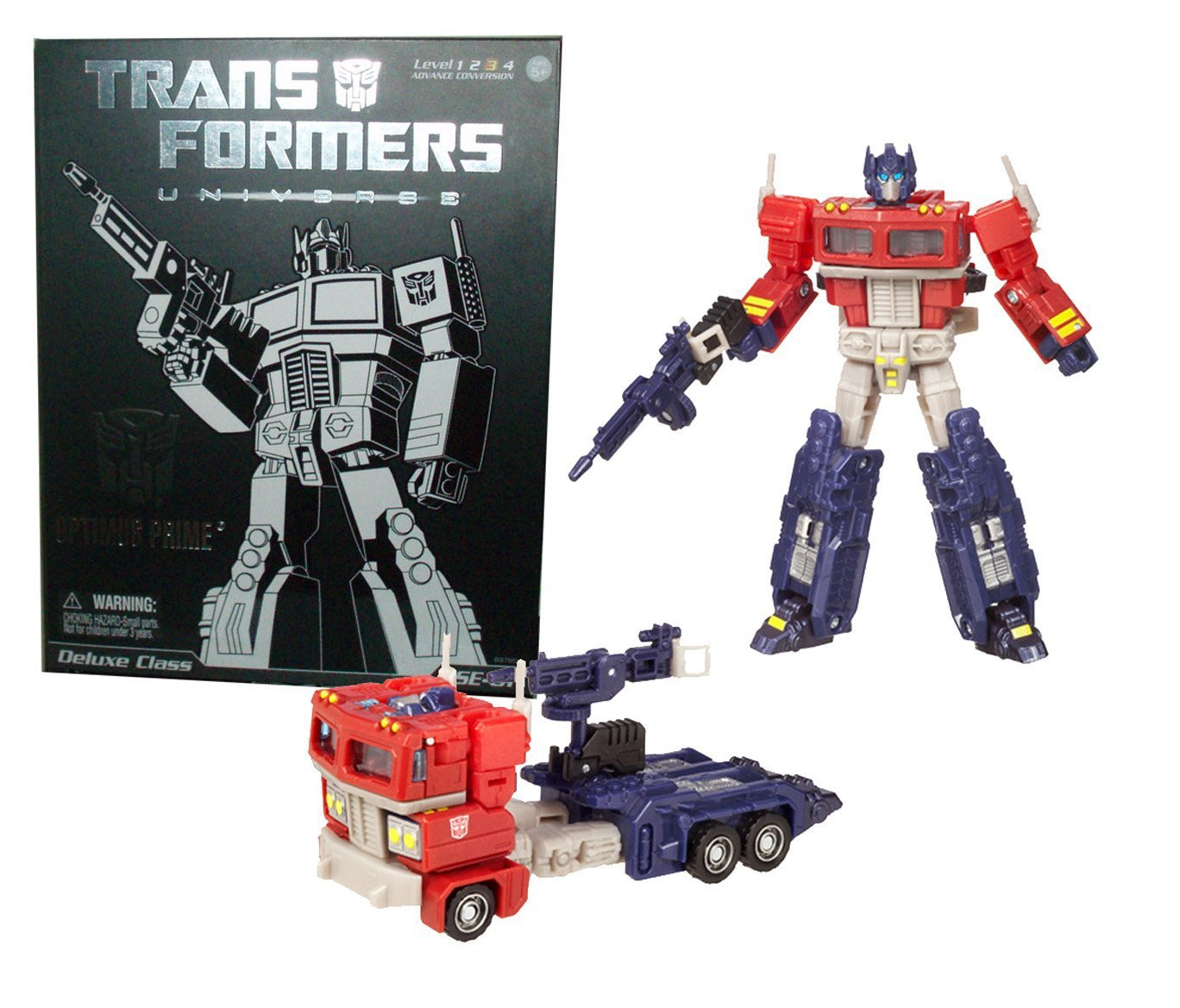 Transformers Universe Optimus Prime Special Edition SE-01
