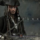 Hot Toys Pirates of the Caribbean Jack Sparrow DX 1/6 Scale 12 Inch Figure