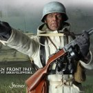 """DiD WWII SS Panzer Division Das Reich EASTERN FRONT 1943 1/6 Scale 12"""" Figure"""