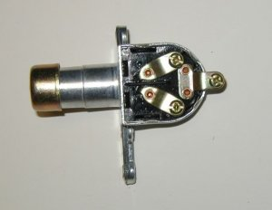 Dimmer Switch 1933 through 1964 Most Models sntuni c