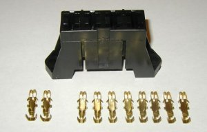 Packard Dephi 4 Fuse Block �Clip Together to make your own Fuse Panels� ATO/ATC Made in USA