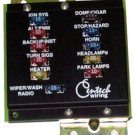 Centech Wiring PDP-3 Fuse Panel 55-57 Chevy, Ford Bronco, Hot Rod rat custom
