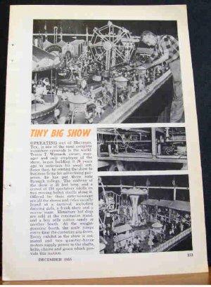 TINY BIG SHOW 1955 ARTICLE