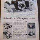 KODAK 1960 CHRISTMAS AD