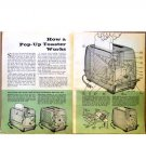 HOW A POP-UP TOASTER WORKS 1960