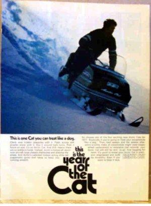 ARCTIC CAT AD 1970