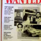 WANTED JULY 1989