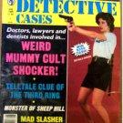 DETECTIVE CASES AUG 1989