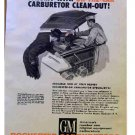 GM ROCHESTER CARB AD 1959