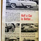 SAWED OFF 52 MERCURY ARTICLE 1955