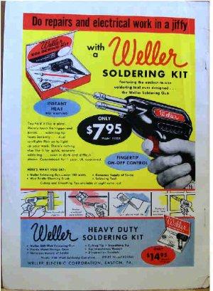 WELLER AD 1957