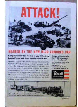 REVELL AD 1957