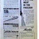 MARLIN AD 1957