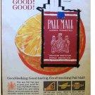 PALL MALL AD 1961