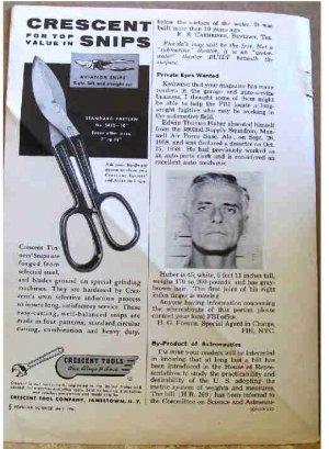 CRESCENT AD 1961