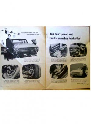 FORD AD 1961