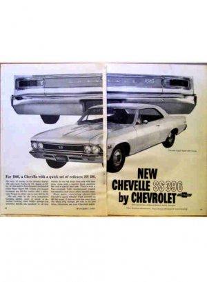 CHEVELLE 1966 AD