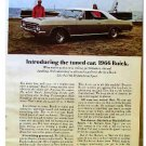 BUICK 1966 AD