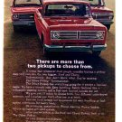 INTERNATIONAL PICKUP AD 1973
