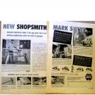 SHOP SMITH AD 1954