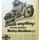 HARLEY-DAVIDSON AD1954