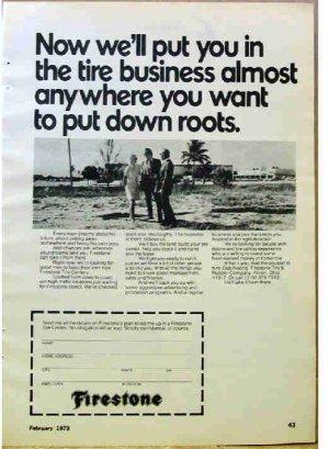FIRESTONE AD 1973