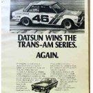 DATSUN AD 1973