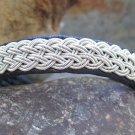 Black Pewter Wire Swedish Lapland Bracelet