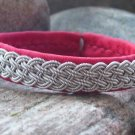 Red Swedish Lapland Bracelet
