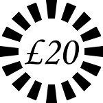 £20 Gift Voucher --UK ONLY--