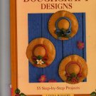 2 BOOKS Country Doughcraft Designs and Let's Dough It Again