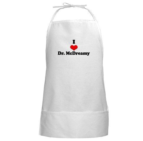 I Heart Dr. McDreamy BBQ Apron