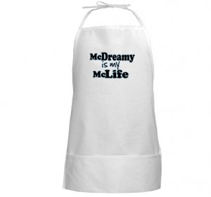 McDreamy is My McLife BBQ Apron