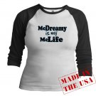 McDreamy is My McLife Jr. Raglan