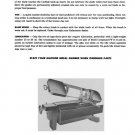 Kalamazoo Service & Parts Model 8A Bandsaw Manual