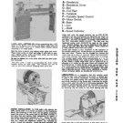 Walker-Turner L951-L952-L1152 Wood Lathe Manual