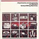 Bridgeport Attachments & Accessories Manual 1983