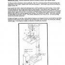 Powermatic Model 1150 15 Inch Drill Press Manual