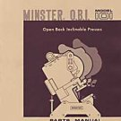 Minster 101 Series OBI Parts Manual