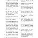 Jones & Lamson PC 14 Operating Instructions Manual