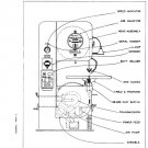 DoAll Contour Sawing Machine Replacement Parts Manual