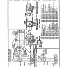 Lucas No. 41 Boring Mill Parts Manual
