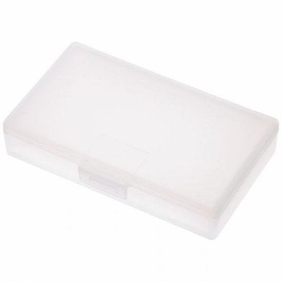 Muji Japan - PP case for hair pins