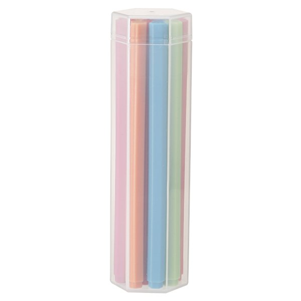MUJI Japan Hexagonal Color Pen - 10 Colors/Set